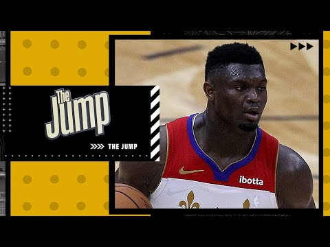 What happens with Zion Williamson and the Pelicans now that Lonzo Ball is gone? | The Jump