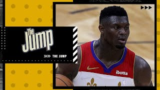 What happens with Zion Williamson and the Pelicans now that Lonzo Ball is gone?   The Jump