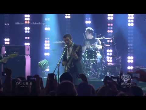 Arctic Monkeys - iHeartRadio - I Bet You Look Good on the Dancefloor