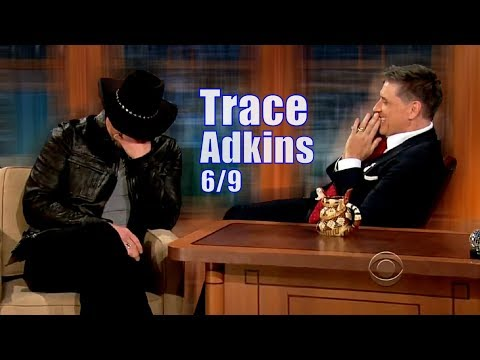 Trace Adkins - Craig Tries His Manliness & He Insults Craig = Hilarious-  6/9 Visits In C. Order
