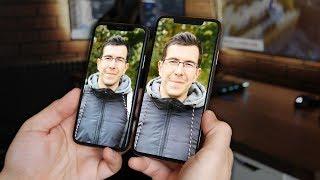 Камера iPhone Xs Против iPhone X