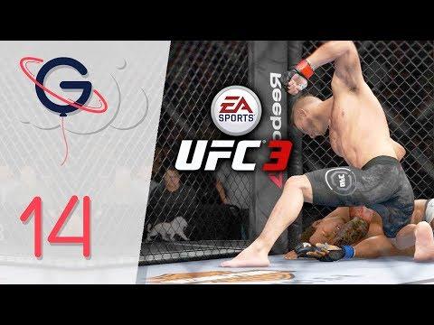 EA Sports UFC 3 FR #14 : Défendre la ceinture - YouTube