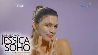 Kapuso Mo, Jessica Soho: Facial mask pa more!