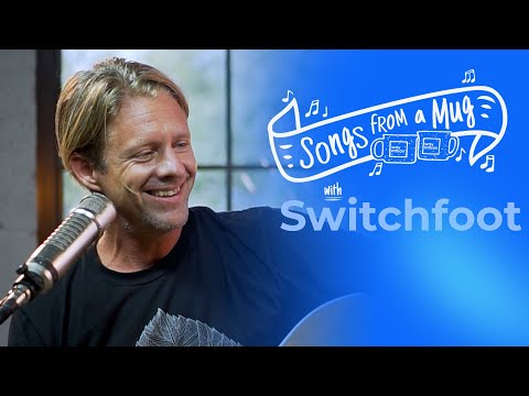 Jon & Tim Foreman of Switchfoot Sing Songs from a Mug (The Beatles, Mandy Moore, Unbroken Movie)