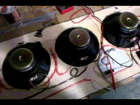 hqdefault  Channel Amp Wiring Diagram Speakers on