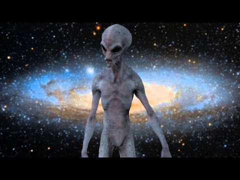 Andromeda Grey Alien Project Movement Test Animation II