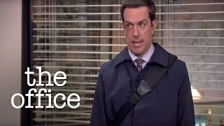 Andy's Gang War - The Office US