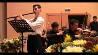 Vasil Belezhkov - 'The Gold-fingered' suite for kaval and symphonic orchestra /in memory of Stoyan Velichkov/ - 2nd movt.