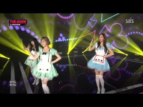 K POP Orange Caramel   Magic Girl + Catallena LIVE 20140416