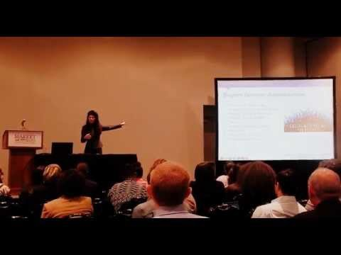 Jasmine Trains 500 Entrepreneurs on Social Selling