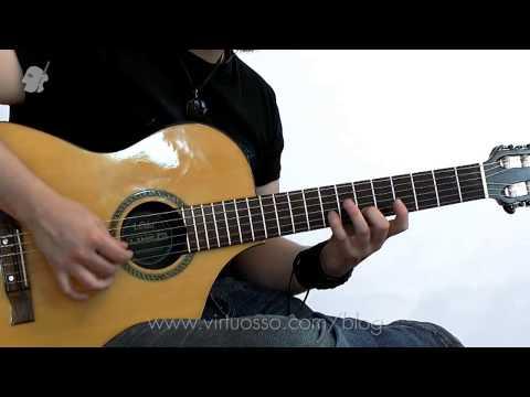 Curso de guitarra - ejercicios de coordinación y agilidad
