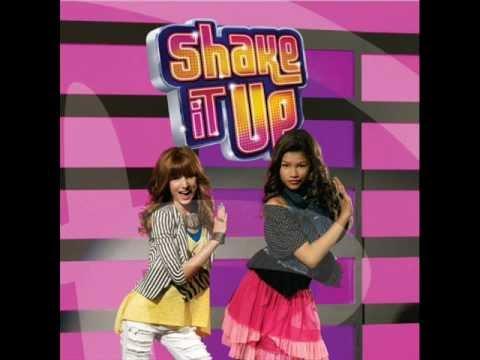 shake it up cancion de la serie