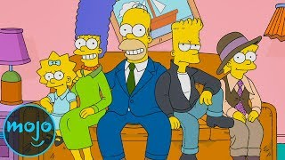 How The Simpsons Could End