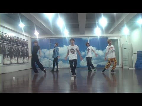 SHINee 샤이니_Sherlock•셜록 (Clue + Note)_Only Dance