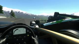 Driveclubvr disponible sur playstation vr :  bande-annonce