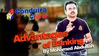 Advantages of Banking