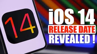 iOS 14 Release Date REVEALED !