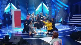 Gladi Resik SELFI Centil...!!! Top 10 Besar DA Asia 4