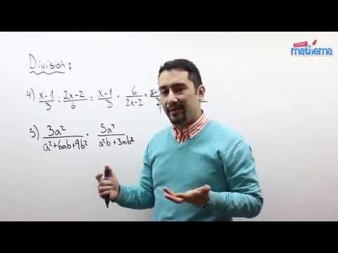 Fracciones algebraicas 13