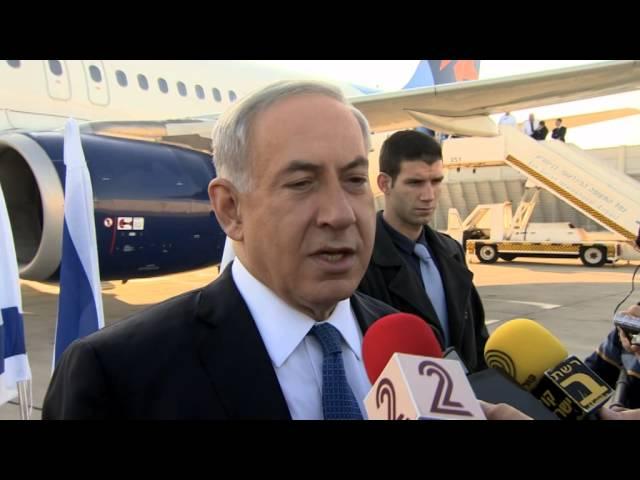 以色列總理訪歐盟 責備歐洲放縱巴勒斯坦