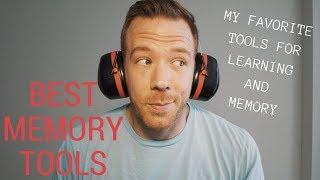 MY FAVORITE MEMORY TOOLS // RANDOM MEMORY TIPS #013