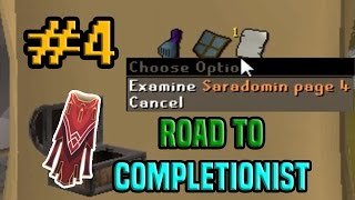 Road To Completionist #4 - Hard Clues