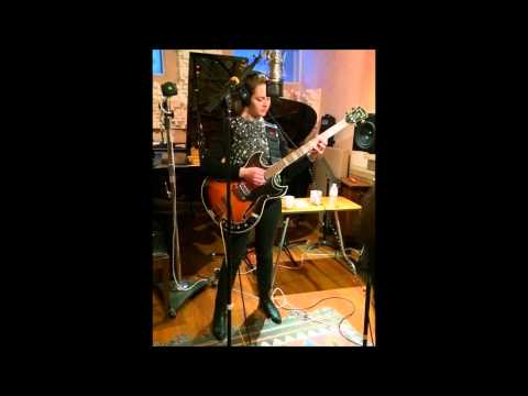 Kate Davis studio session on NPR Song Travels