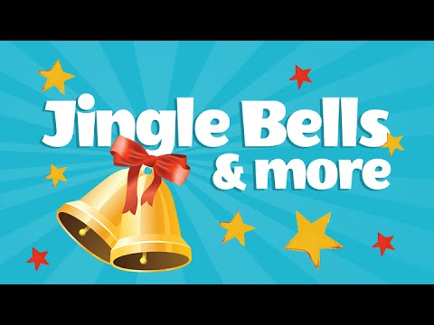 Jingle Bells & More| Kids Christmas Action Songs | Children Love to Sing