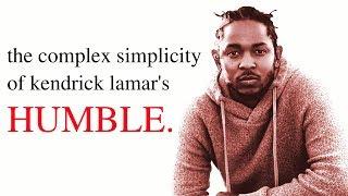 The Complex Simplicity of Kendrick Lamar's 'HUMBLE.' | Off Beat