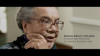 Keep Moving Forward - Marian Wright Edelman and the Children's Defense Fund