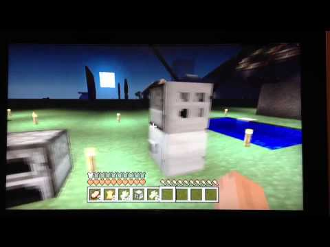 Things to build in minecraft xbox 360 edition