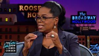 Oprah Winfrey Is Happiest In Her Bathtub