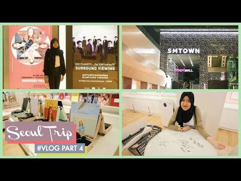 SEOUL #VLOG PT.4 - Ke SMTOWN COEX Artium! || DHANANDREA