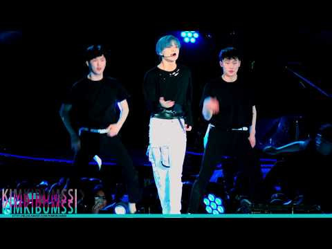 [4K] 170603 Dream Concert 2017 _ SHINee TAEMIN _ Sexuality +   Press Your Number