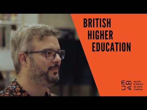 Imagem de Escola Britânica de Artes Criativas Vídeo 1