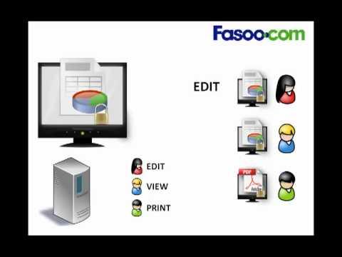 Fasoo Enterprise Digital Rights Management Overview