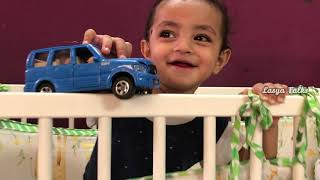 Lasya latest video-Her husband sings a song..
