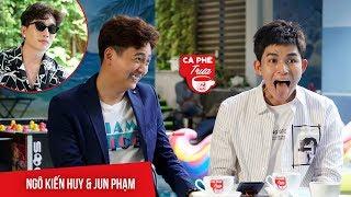 """Ngô Kiến Huy – Jun Phạm – Cặp đôi """"ăn vụng - vô hại"""" nhưng không vô dụng I Tập 1 – CÀ PHÊ TRƯA"""