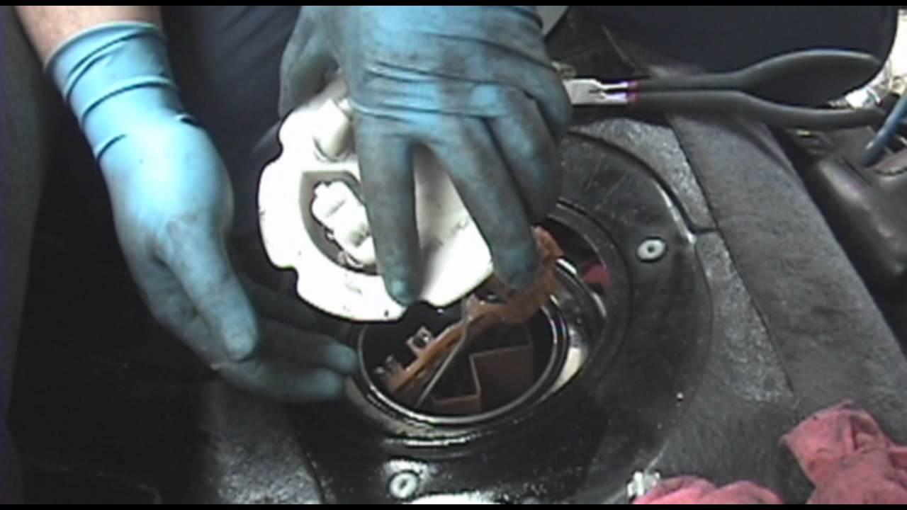 Nissan Truck Fuel Pump Replacement