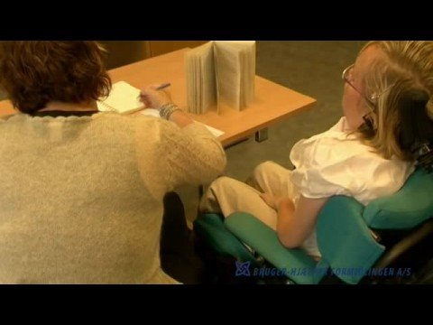 Every day life for disabled people with personal assistance