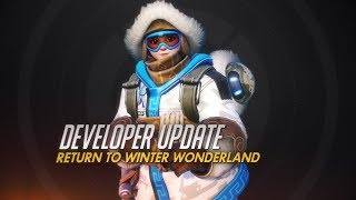 Overwatch is returning to Winter Wonderland