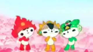 Fuwa Kawaii Beijing 2008 Olympic Mascots