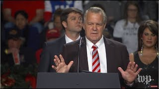 Mental Illness: Crowd Cheers When Republican Says Trump Ushering in End Times