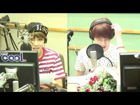 130902 Sukira - BAAAM by Heechul & Ryeowook Live