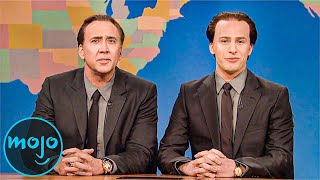 Top 10 SNL Impressions Done in Front of the Actual Person