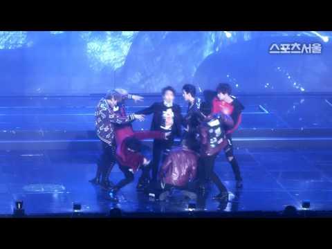 [서가대 공연 직캠④] 엑소(EXO) - Lucky One(럭키원)&Monster(몬스터) (제26회 서울가요대상 본상, 팬덤스쿨상)
