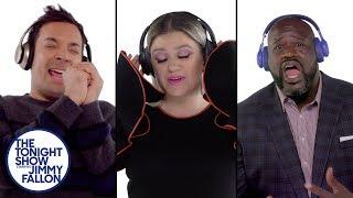 Turn It Up: Kelly Clarkson, Meghan Trainor, John Oliver & More Sing