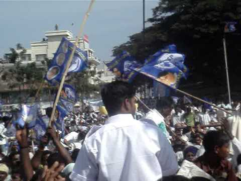 BSP Rally :  Mayawati's Electrifying Effect at Mysore