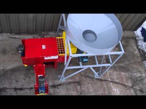 BFK Model M6: The World's Smallest Concrete Reclaimer