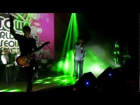 [FANCAM] 120817 BeatBurger @ SM TOWN Welcome Party [Part 2]